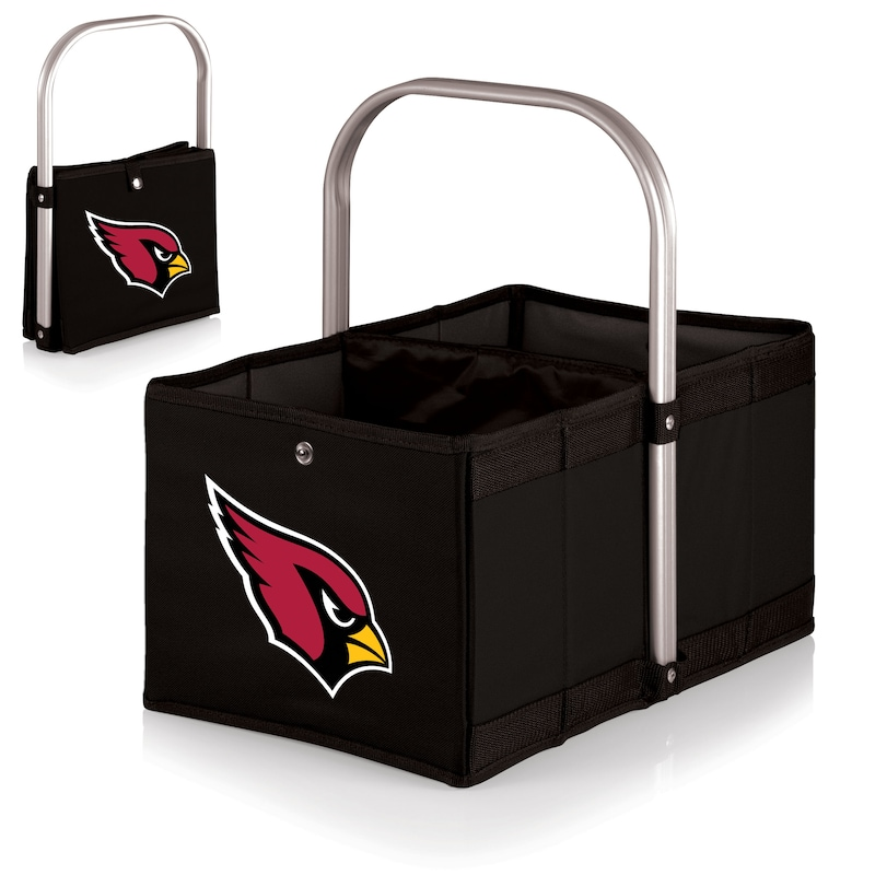 Arizona Cardinals Urban Basket - Black