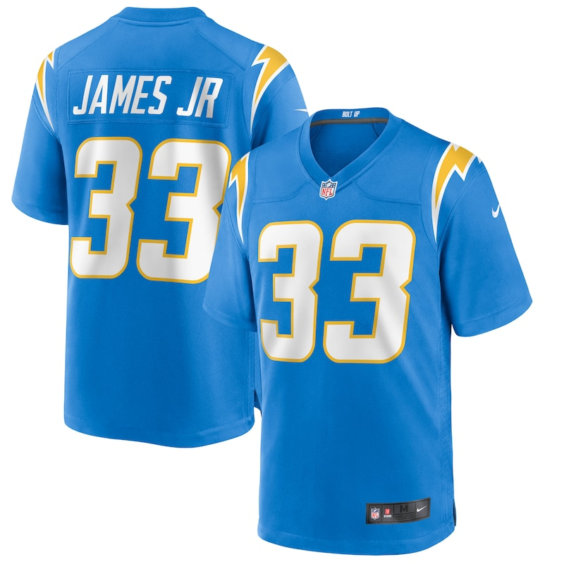 Derwin James Los Angeles Chargers Nike Game Jersey - Powder Blue