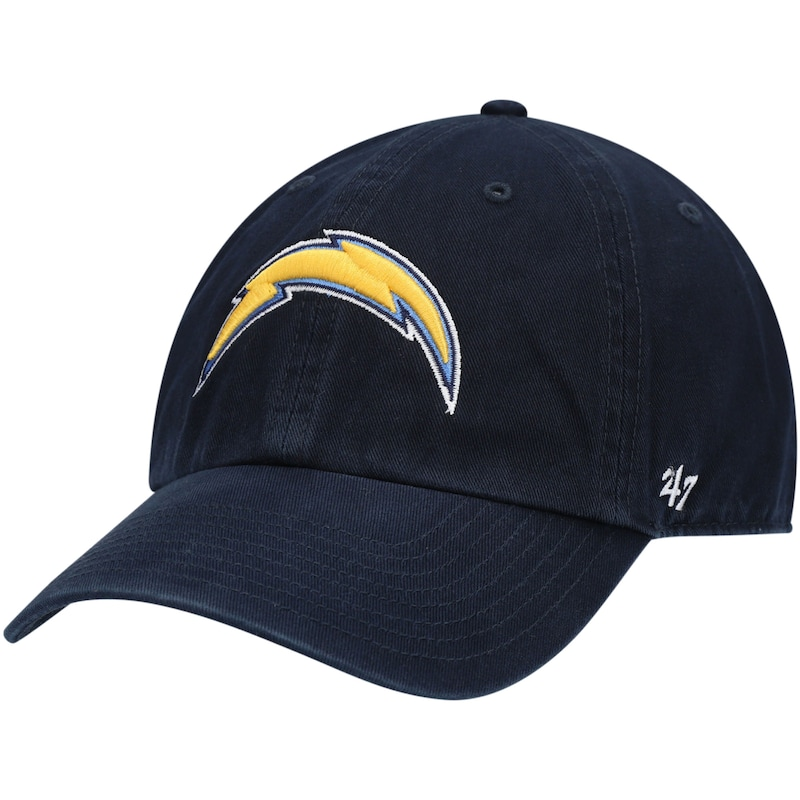 Los Angeles Chargers '47 Primary Clean Up Adjustable Hat - Navy