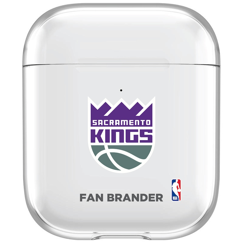 Sacramento Kings Clear Air Pods Case