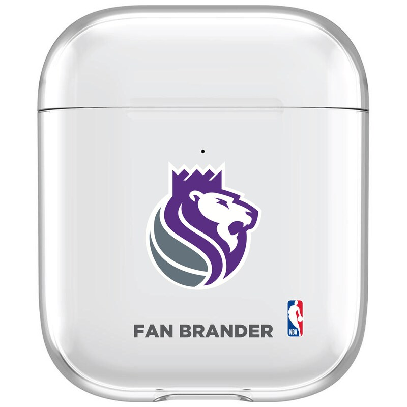 Sacramento Kings Air Pods Clear Case