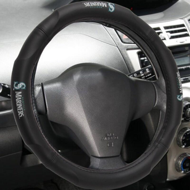 Seattle Mariners Steering Wheel Cover