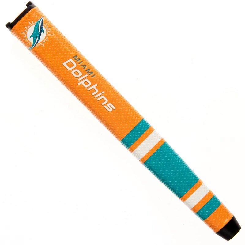 Miami Dolphins Logo Golf Putter Grip