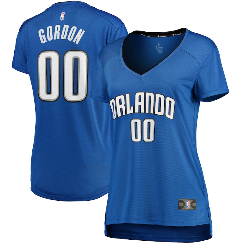 Aaron Gordon Orlando Magic Fanatics Branded Women's Fast Break Replica Player Jersey - Icon Edition - Blue