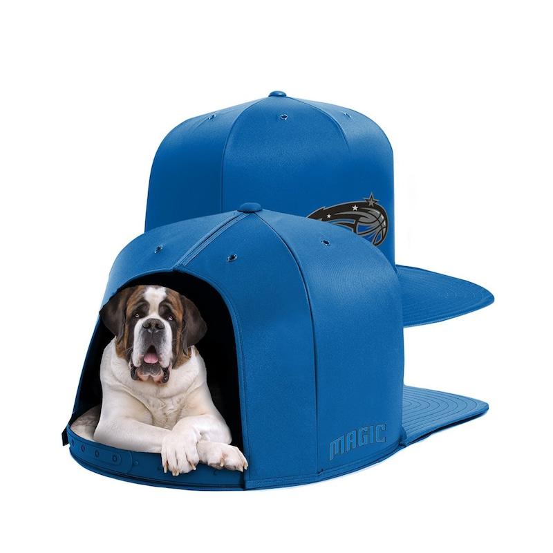 Orlando Magic Large Pet Nap Cap - Royal