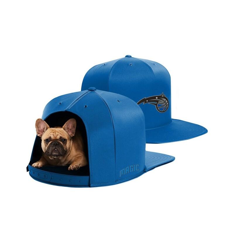 Orlando Magic Medium Pet Nap Cap - Royal