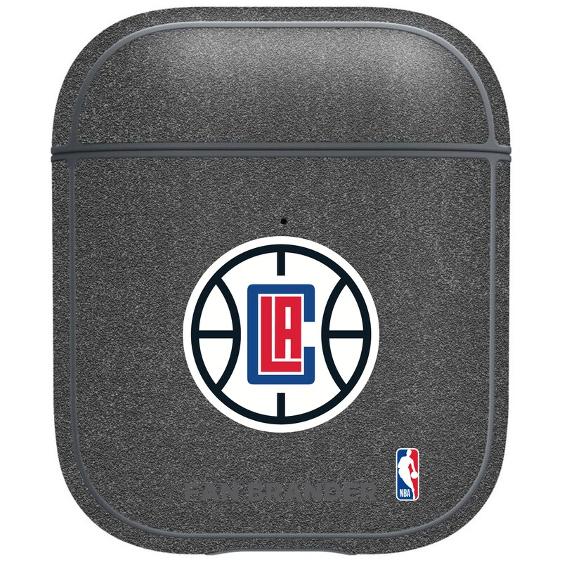 LA Clippers Air Pods Metallic Case - Gray