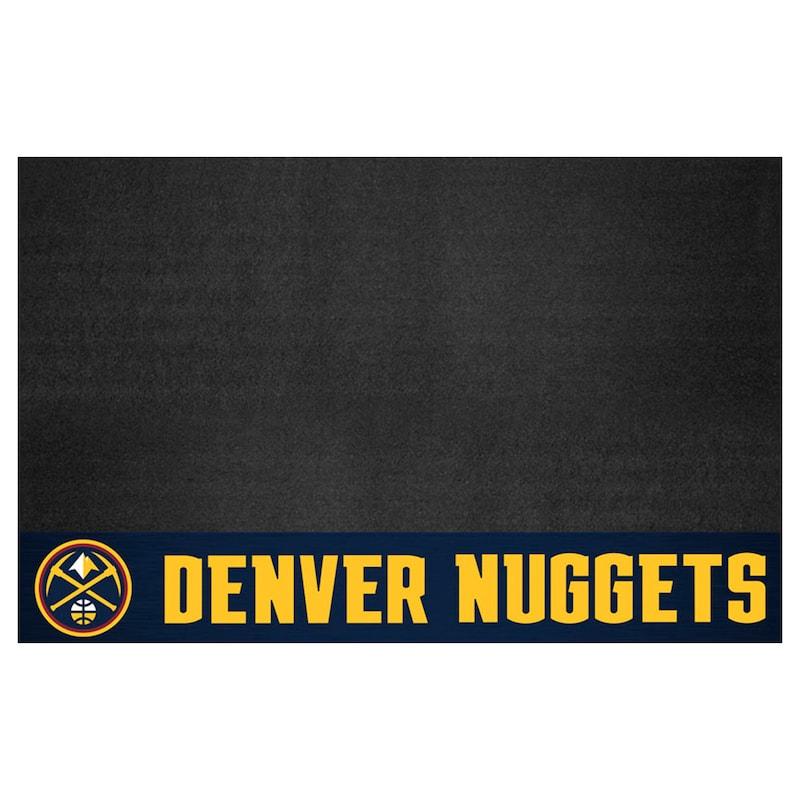 """Denver Nuggets 26"""" x 42"""" Grill Mat"""