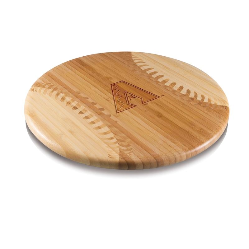 Arizona Diamondbacks Home Run Bamboo Cutting Board