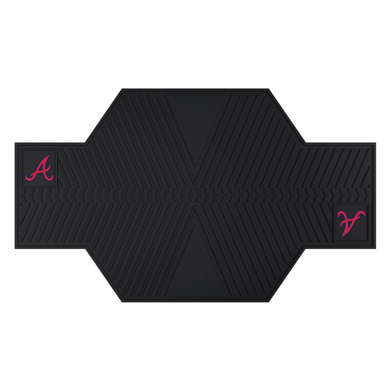 Atlanta Braves Motorcycle Mat