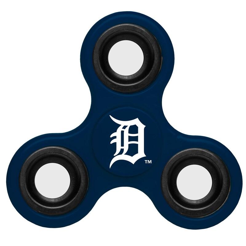 Detroit Tigers 3-Way Fidget Spinner