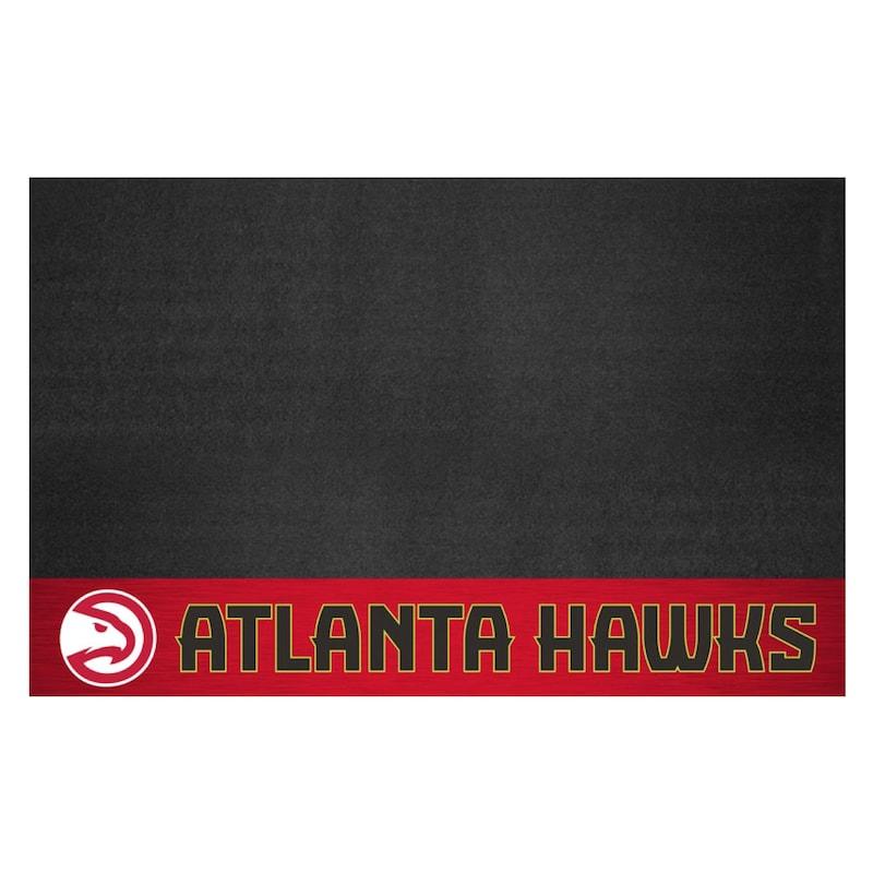 "Atlanta Hawks 26"" x 42"" Grill Mat"