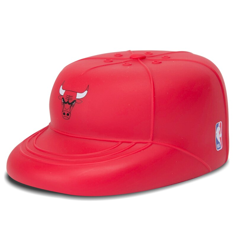 Chicago Bulls Play Cap Toy - Red