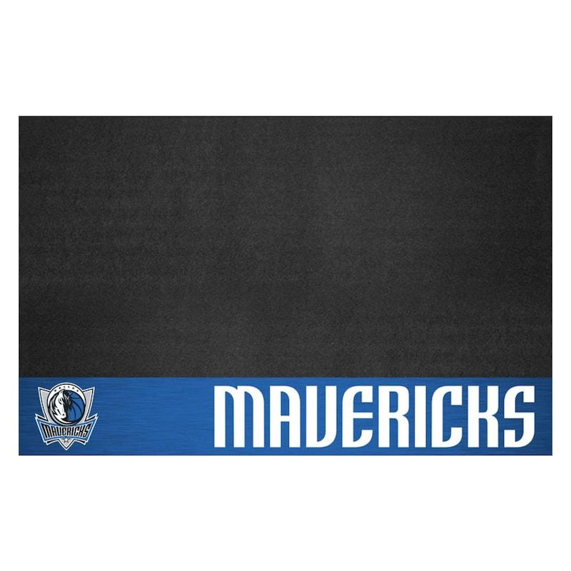 """Dallas Mavericks 26"""" x 42"""" Grill Mat"""