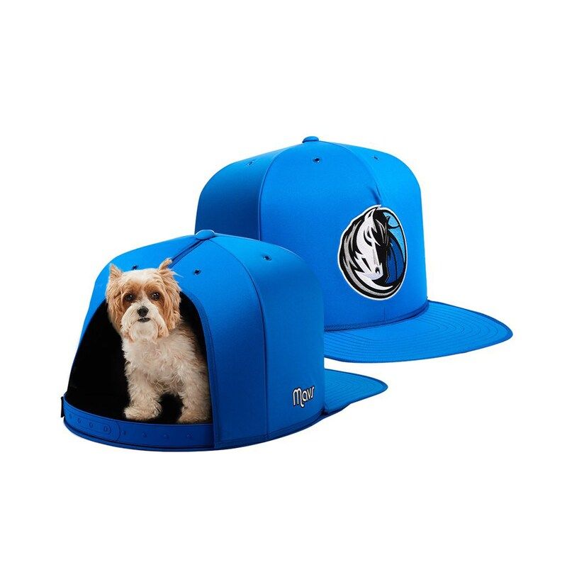 Dallas Mavericks Small Pet Nap Cap - Royal