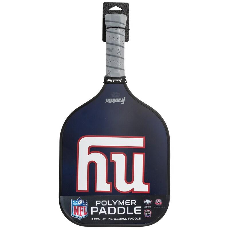 New York Giants Franklin Sports Pickleball Paddle - Navy/White