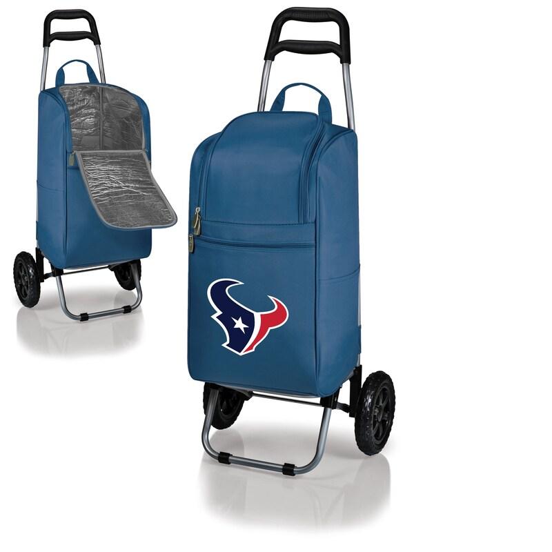 Houston Texans Cart Cooler - Navy