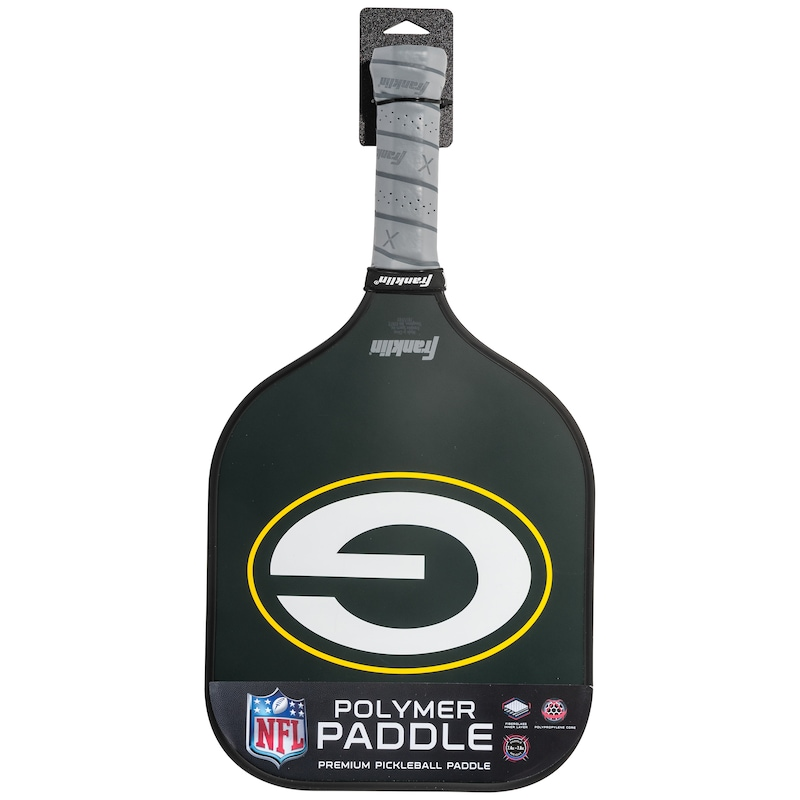 Green Bay Packers Franklin Sports Pickleball Paddle - Green/Gold