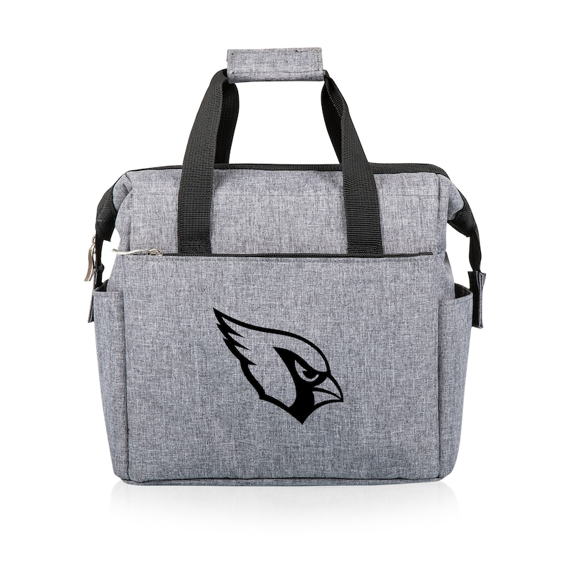 Arizona Cardinals Lunch Cooler - Gray