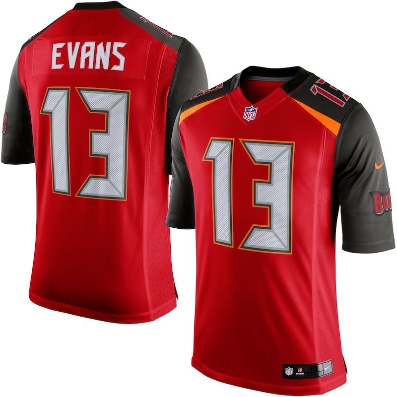 Mike Evans Tampa Bay Buccaneers Nike Youth Limited Jersey - Red