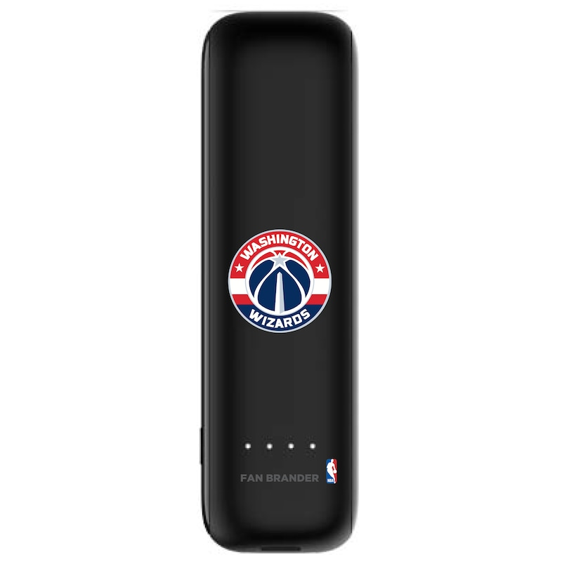 Washington Wizards mophie 2600 mAh Portable Battery Power Boost