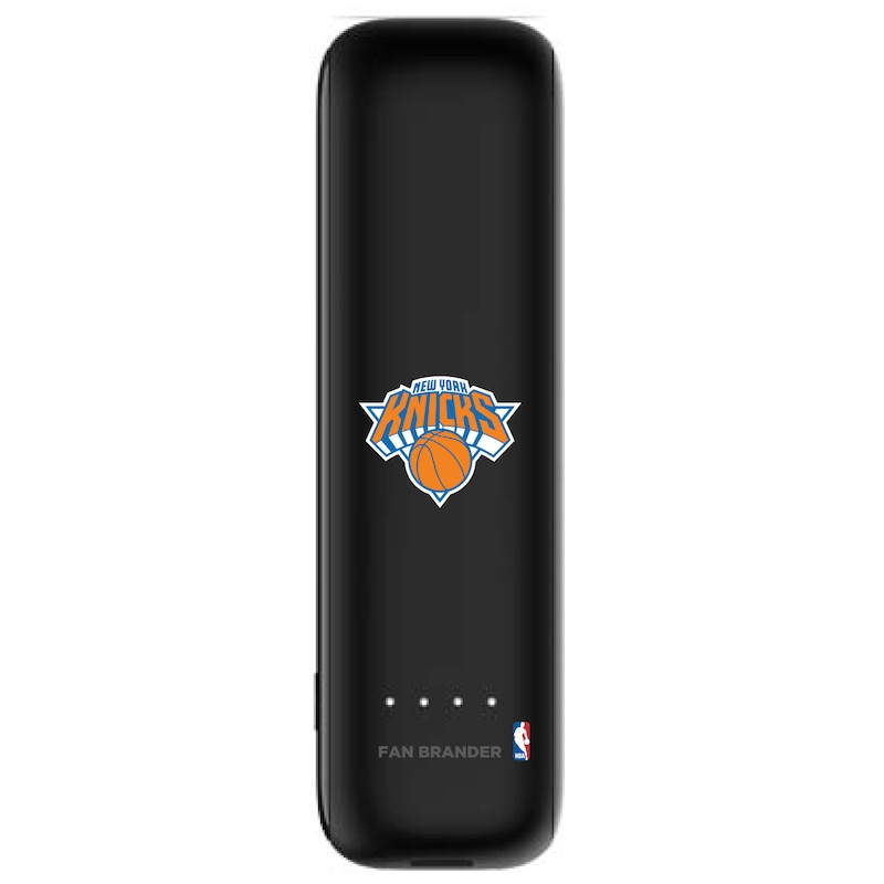 New York Knicks mophie 2600 mAh Portable Battery Power Boost
