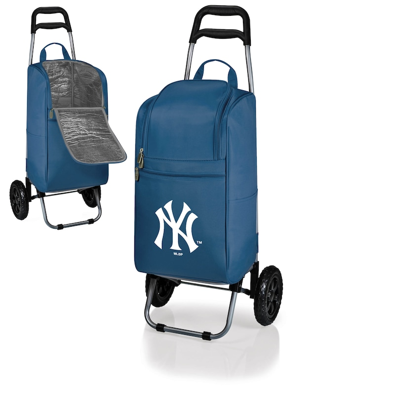 New York Yankees Cart Cooler - Navy -