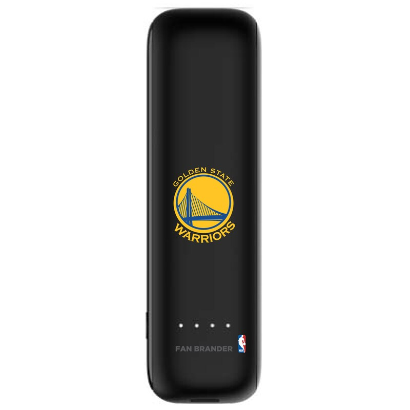 Golden State Warriors mophie 2600 mAh Portable Battery Power Boost