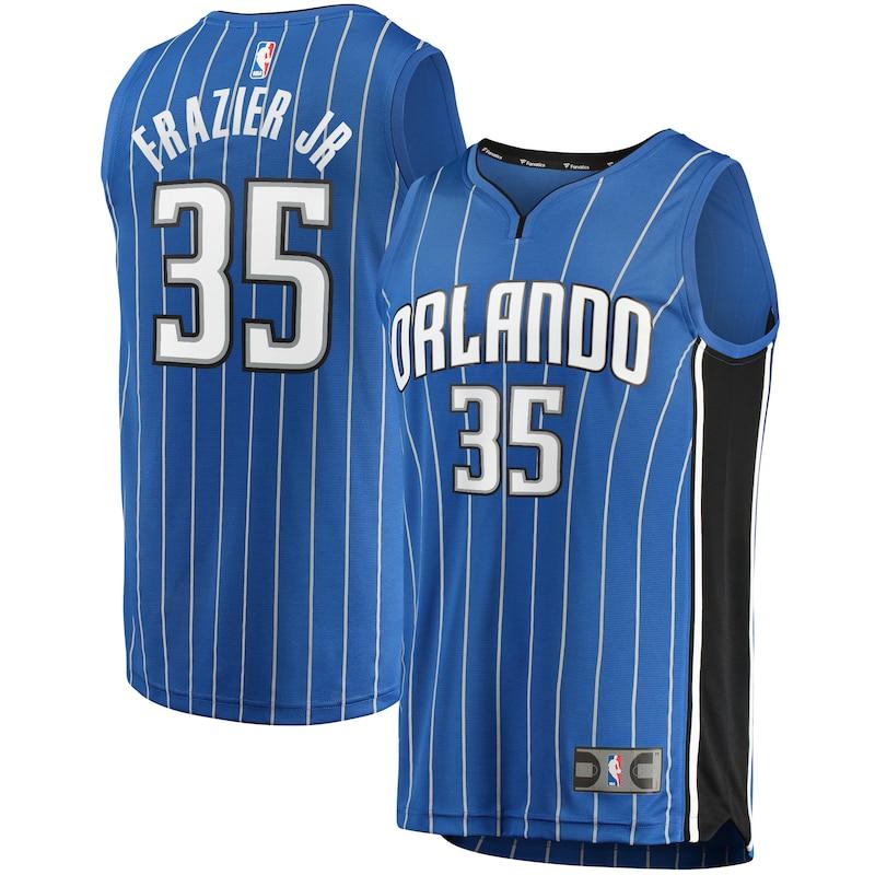 Melvin Frazier Jr. Orlando Magic Fanatics Branded Youth Fast Break Replica Player Jersey - Icon Edition - Blue