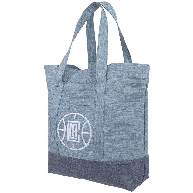 LA Clippers Women's Chambray Tote Bag