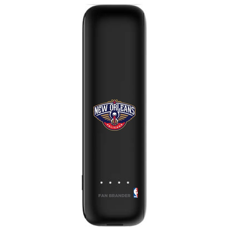 New Orleans Pelicans mophie 2600 mAh Portable Battery Power Boost