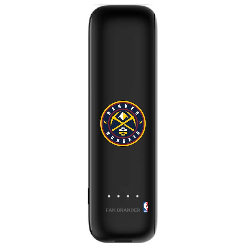 Denver Nuggets mophie 2600 mAh Portable Battery Power Boost