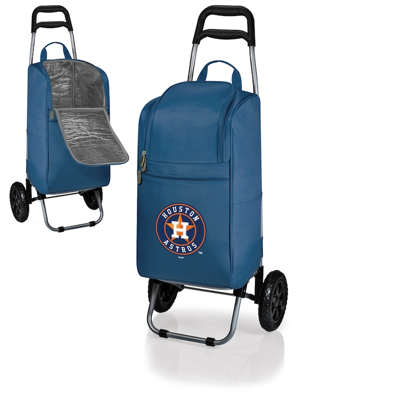 Houston Astros Cart Cooler - Navy