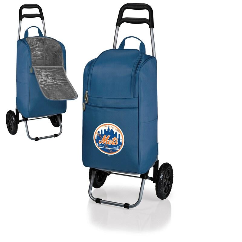 New York Mets Cart Cooler - Navy -