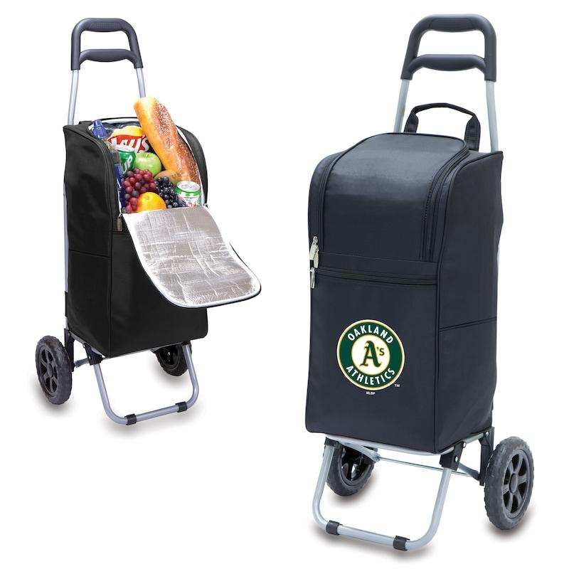 Oakland Athletics Cart Cooler - Black -