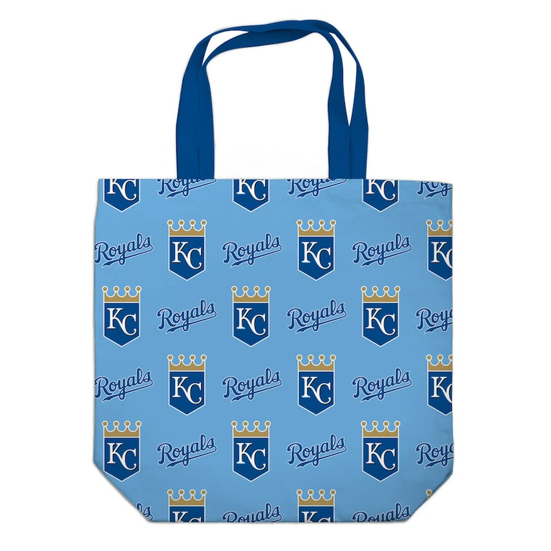 Kansas City Royals Loudmouth Women's Tote Bag - Navy/Royal