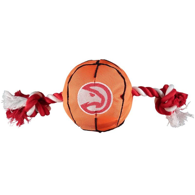 Atlanta Hawks Basketball Rope Toy