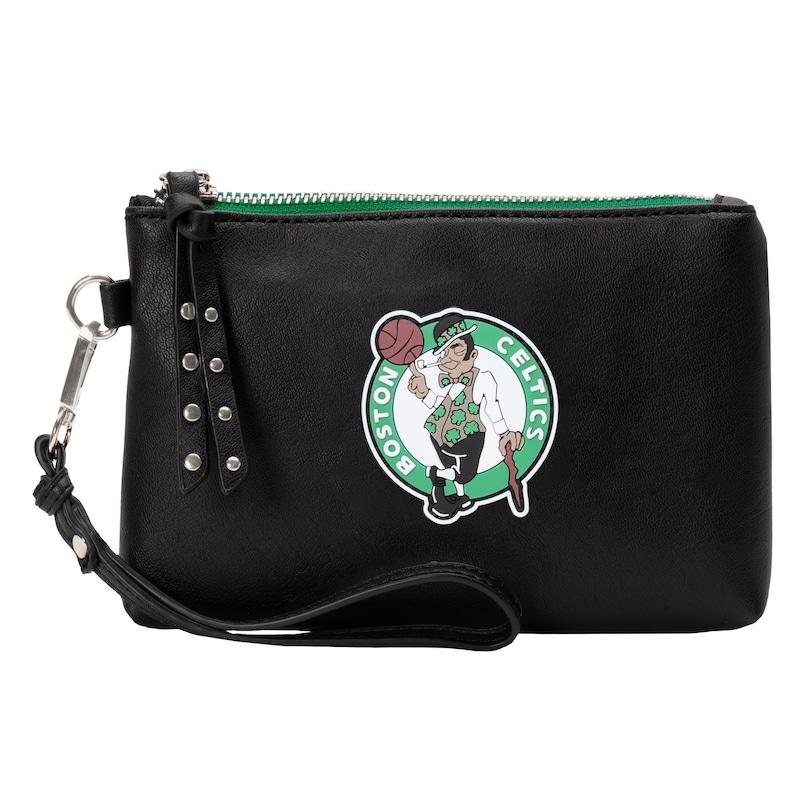 Boston Celtics Wristlet Pouch