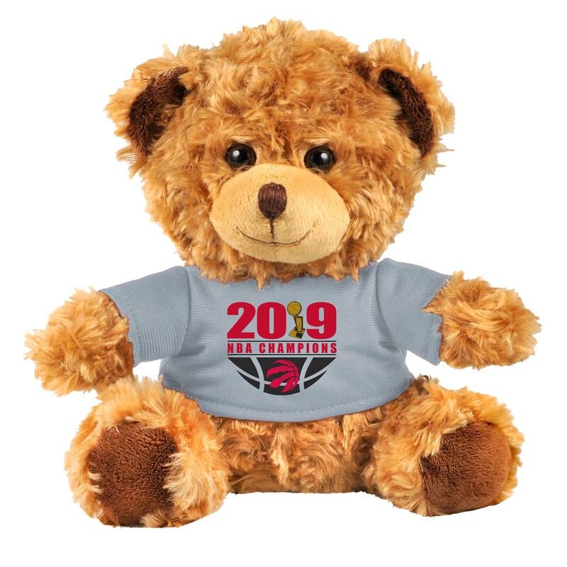 Toronto Raptors 2019 NBA Finals Champions Seated Shirt Bear