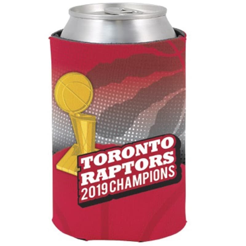 Toronto Raptors 2019 NBA Finals Champions Can Cooler