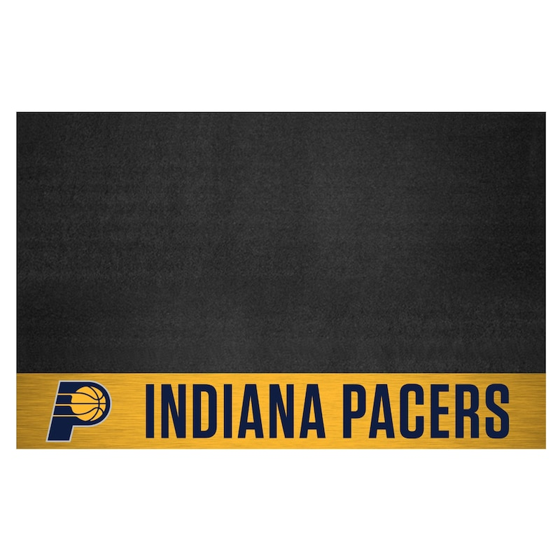 "Indiana Pacers 26"" x 42"" Grill Mat"