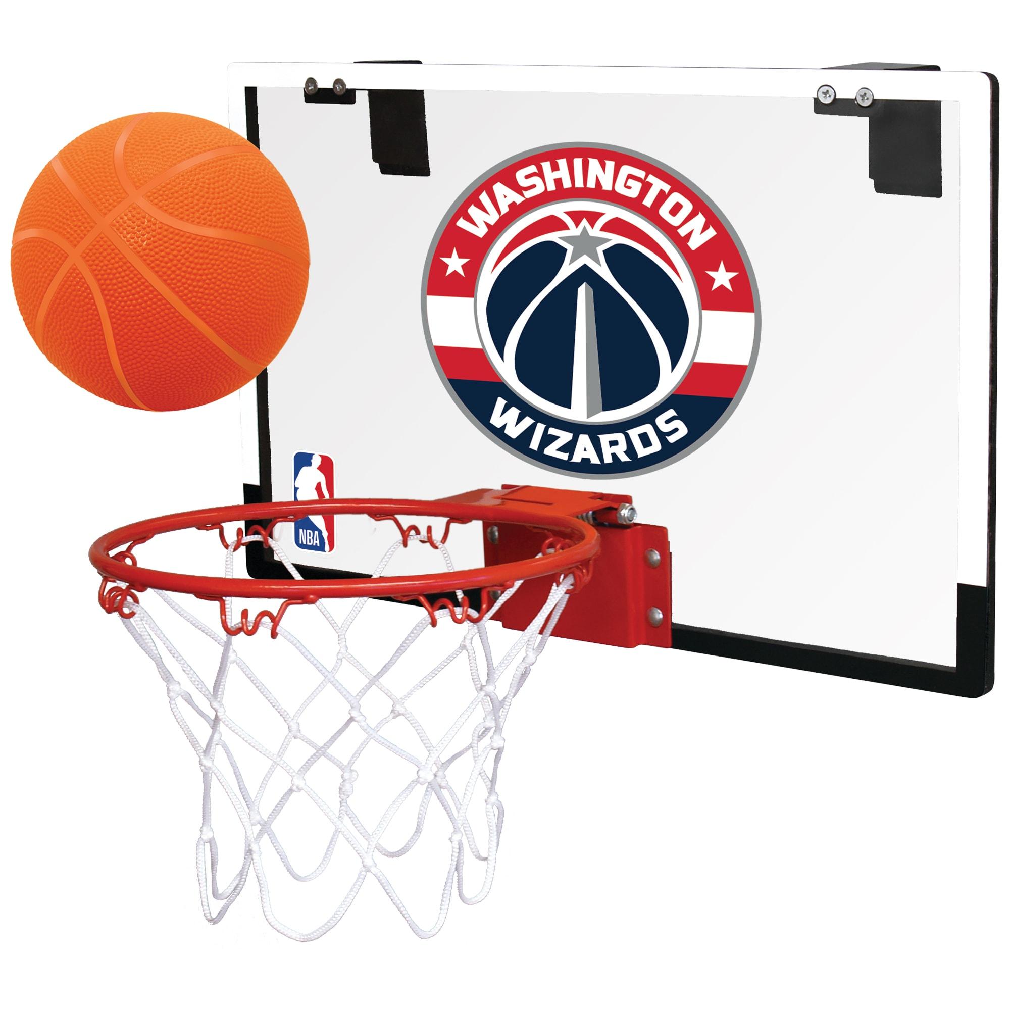 Washington Wizards Rawlings NBA Polycarbonate Hoop Set