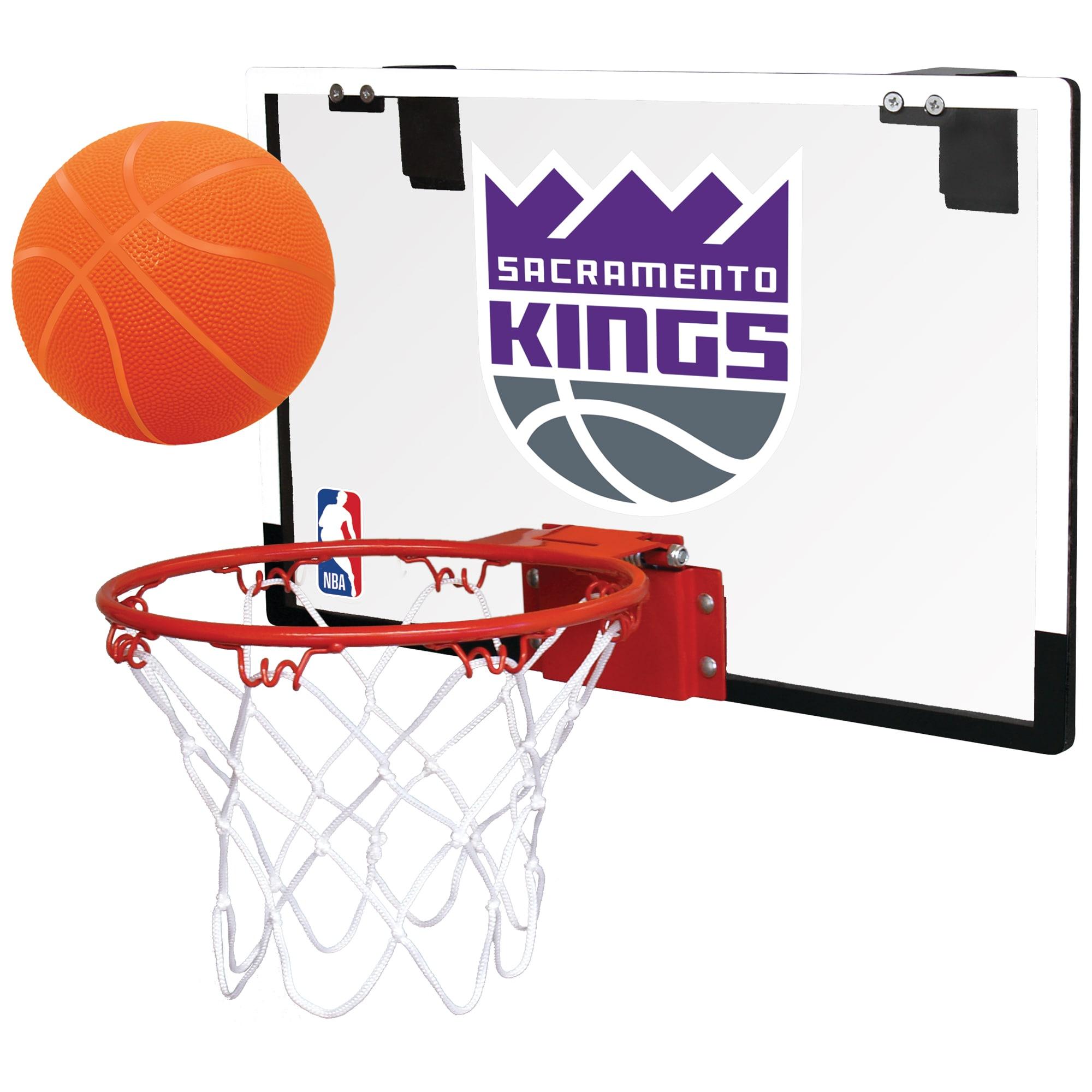 Sacramento Kings Rawlings NBA Polycarbonate Hoop Set