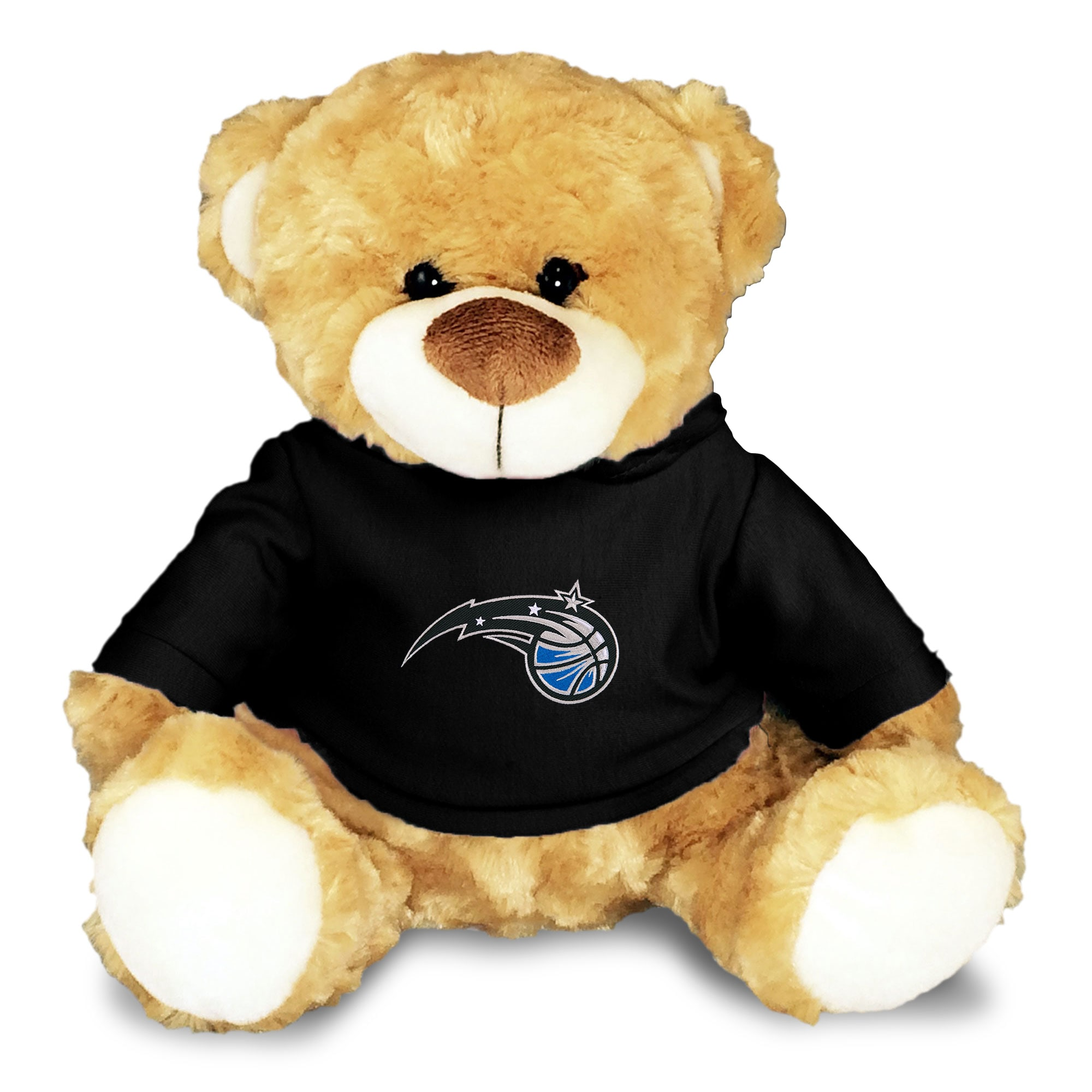 Orlando Magic Personalized 10'' Plush Bear - Black