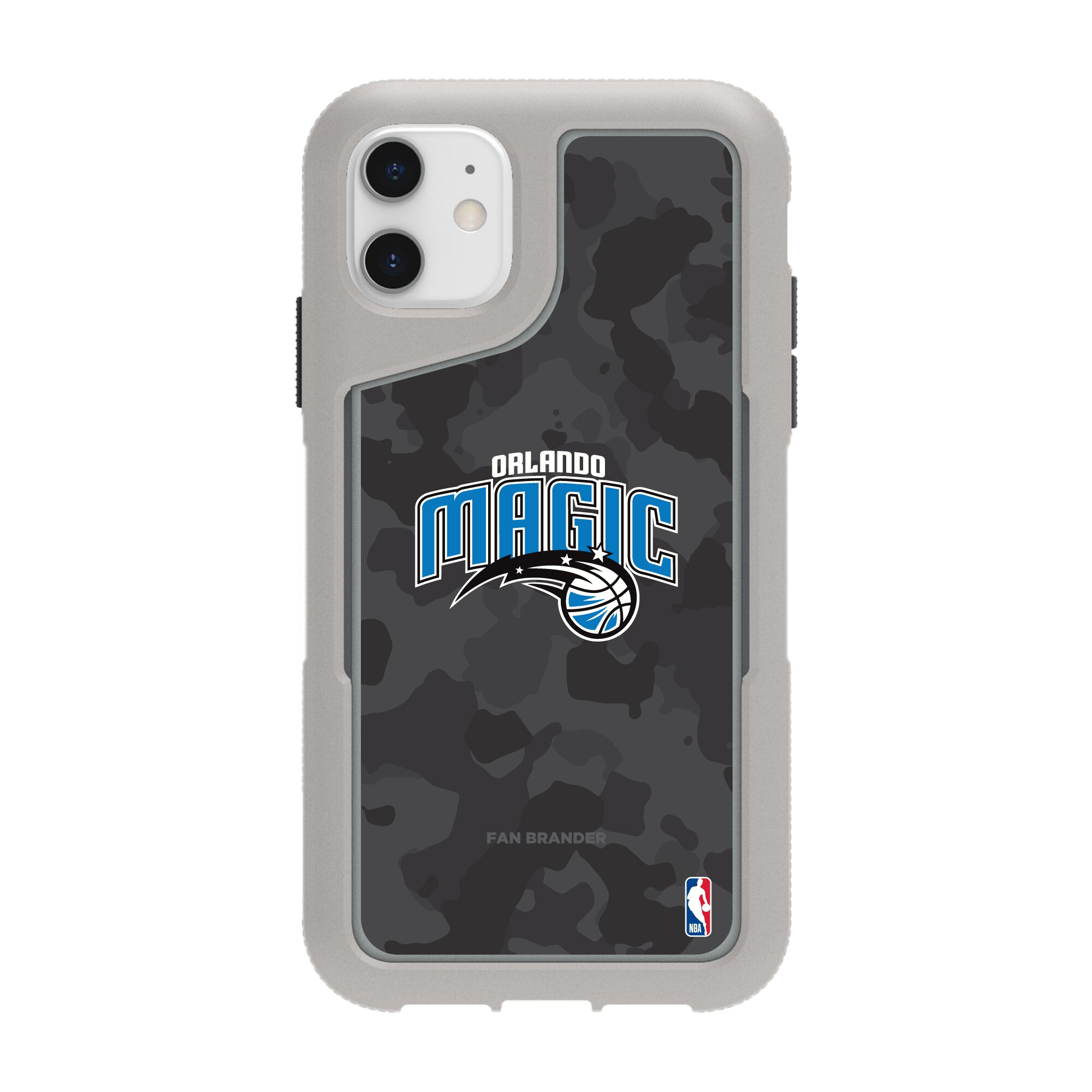 Orlando Magic Griffin Survivor Endurance Camo iPhone Case - Gray