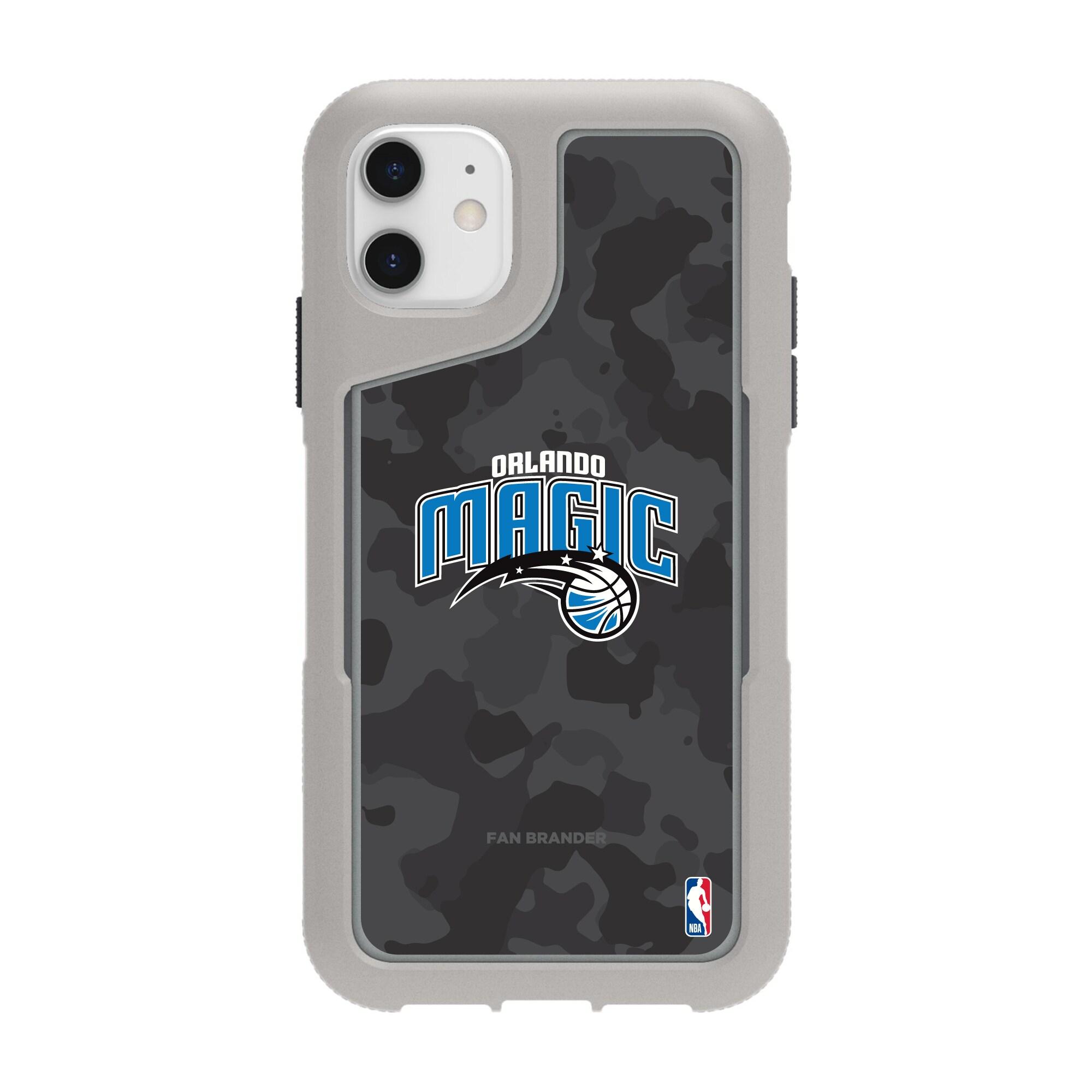 Orlando Magic Griffin Survivor Endurance Camo iPhone Case - Gray