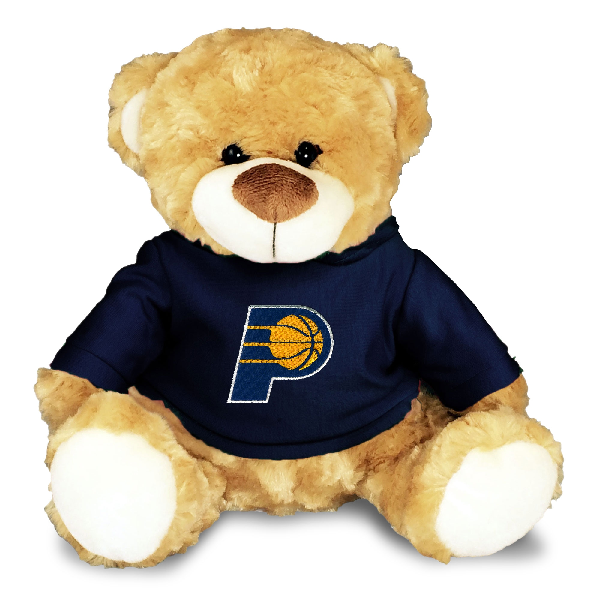 Indiana Pacers Personalized 10'' Plush Bear - Navy