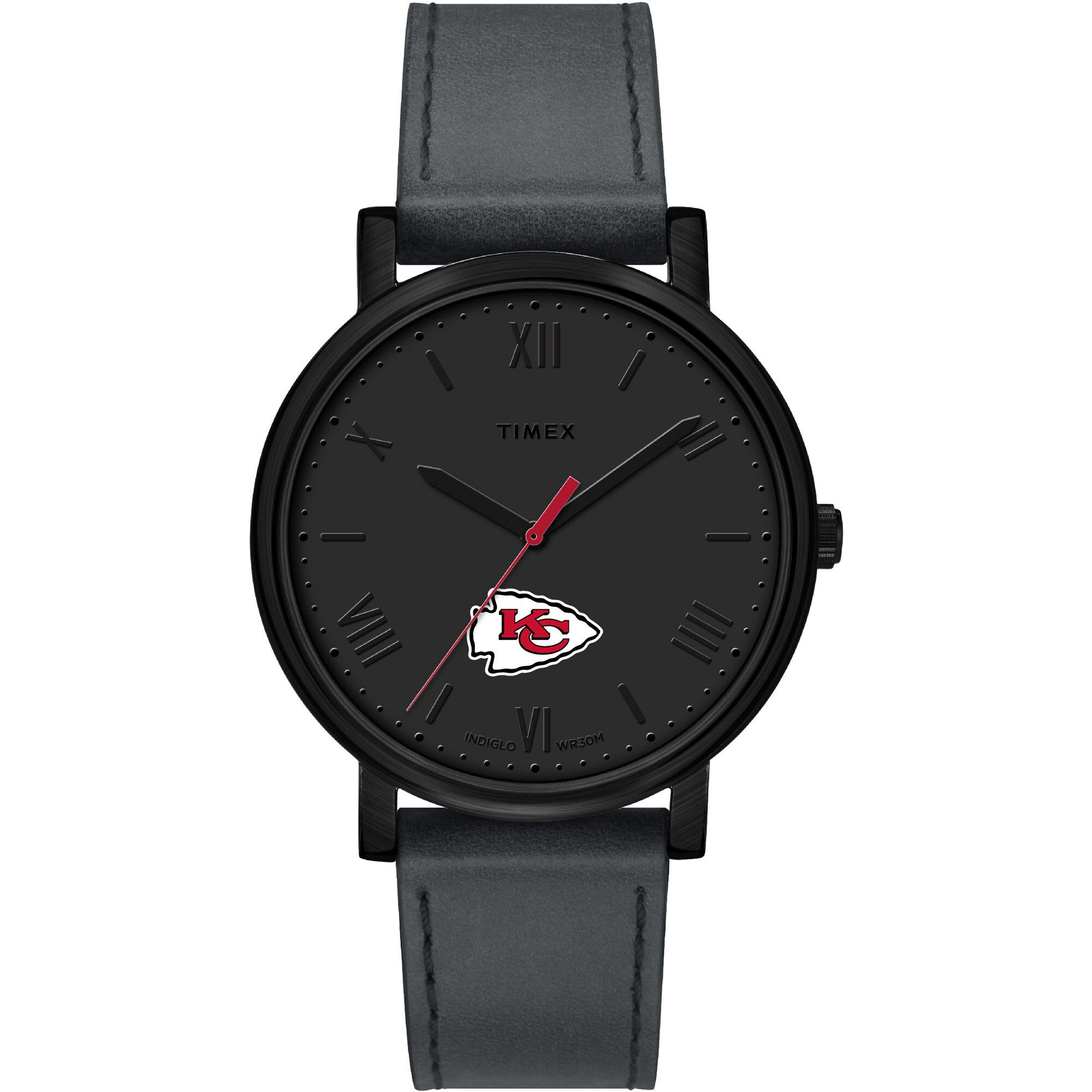 Kansas City Chiefs Timex Women's Night Game Watch