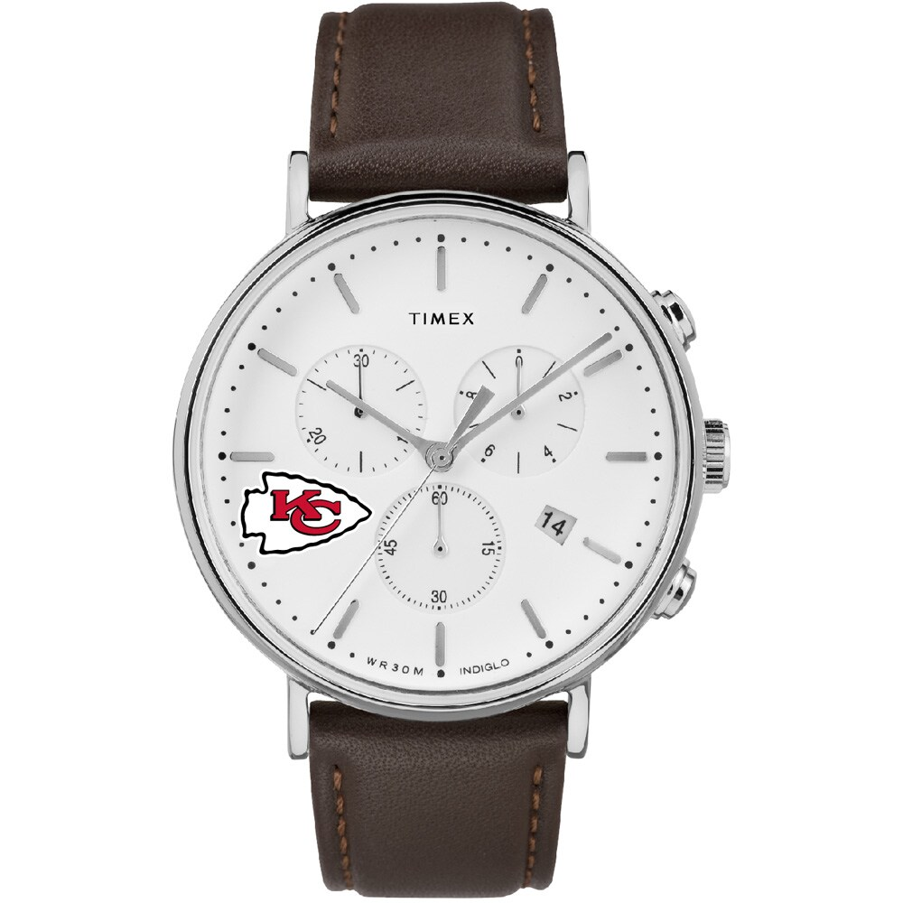 Kansas City Chiefs Timex General Manager Watch