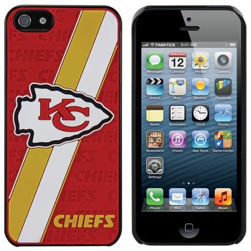 Kansas City Chiefs iPhone 5 Hard Case